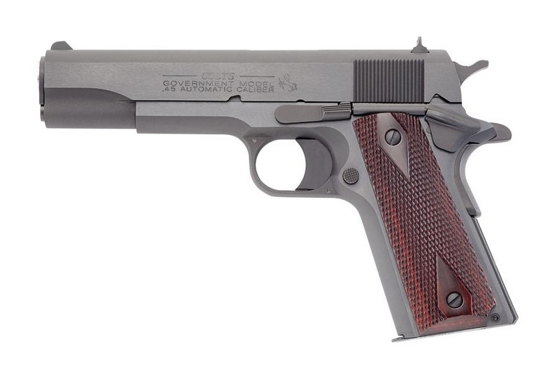 colt 1911 commander armurerie barraud toulouse 31